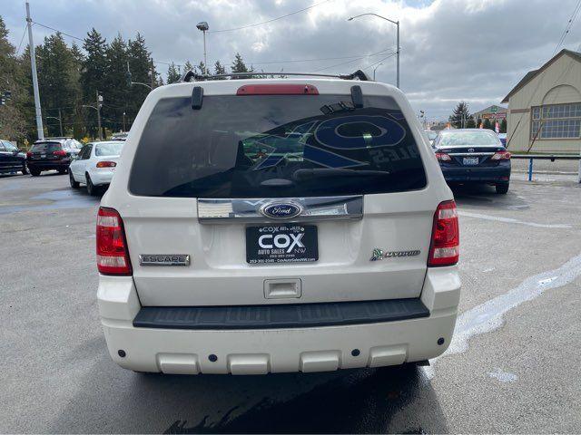 2011 Ford Escape Hybrid Limited in Tacoma, WA 98409