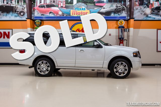 2011 Ford Expedition Limited in Addison Texas, 75001