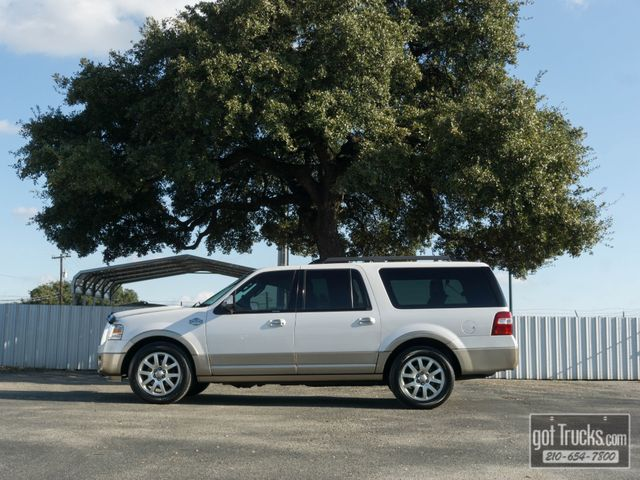 2011 Ford Expedition EL King Ranch 5.4L V8 4X4
