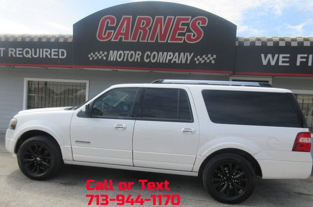 2011 Ford Expedition EL Limited south houston, TX