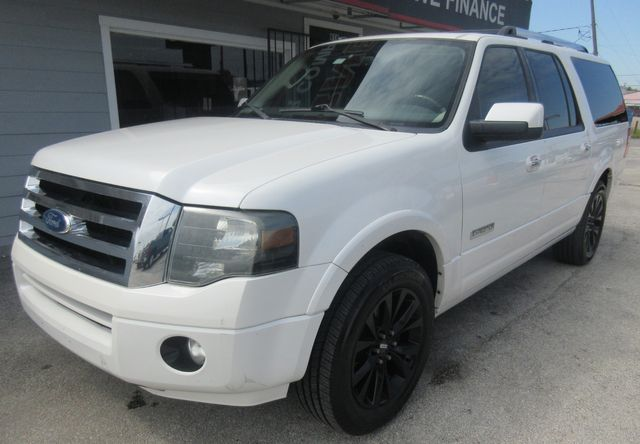 2011 Ford Expedition EL Limited south houston, TX 1