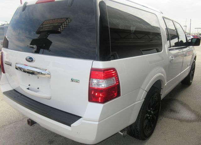 2011 Ford Expedition EL Limited south houston, TX 4