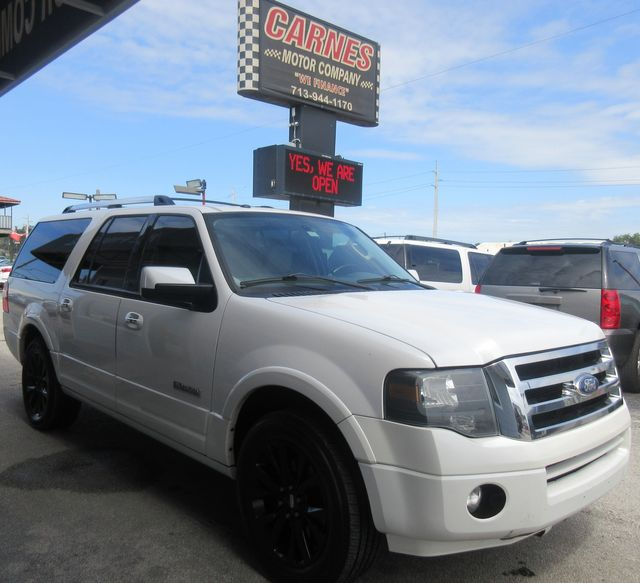 2011 Ford Expedition EL Limited south houston, TX 5