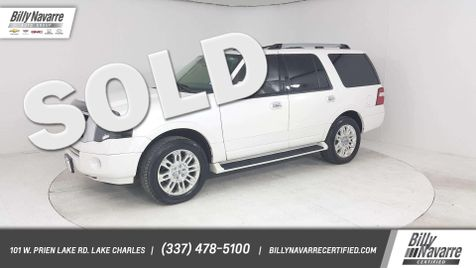 2011 Ford Expedition Limited in Lake Charles, Louisiana