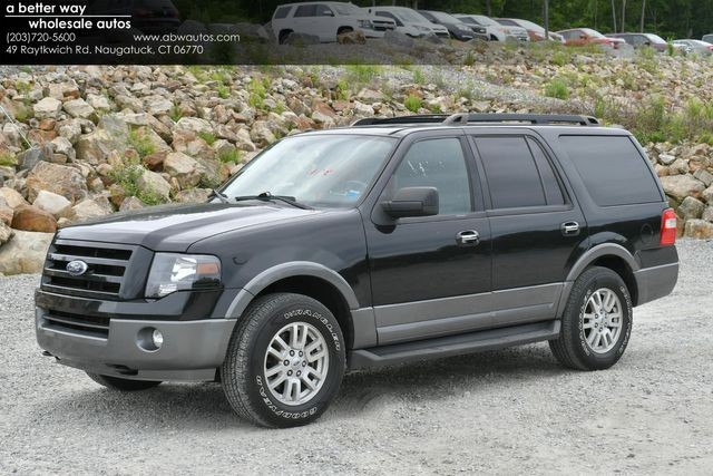 2011 Ford Expedition XLT 4WD Naugatuck, Connecticut