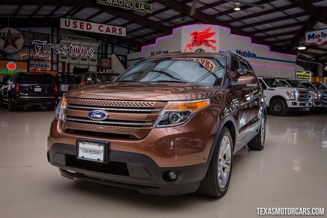 2011 Ford Explorer Limited in Addison Texas, 75001