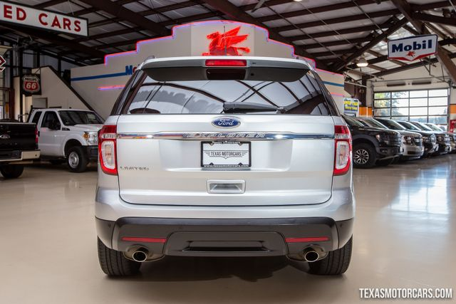 2011 Ford Explorer Limited in Addison, Texas 75001