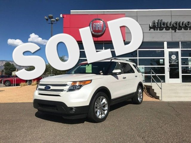 2011 Ford Explorer Limited in Albuquerque New Mexico, 87109