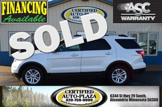 2011 Ford Explorer XLT AWD in  Minnesota