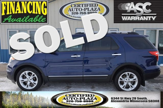 2011 Ford Explorer in Alexandria Minnesota