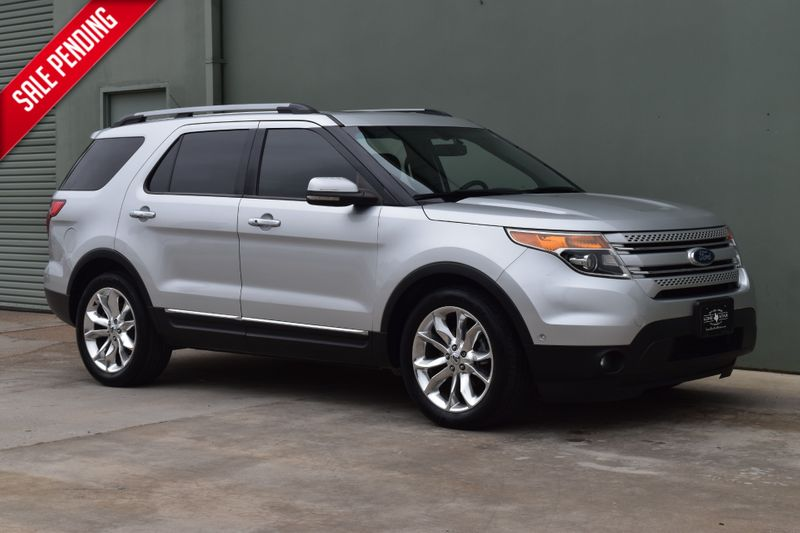 2011 Ford Explorer Limited   Arlington, TX   Lone Star Auto Brokers, LLC