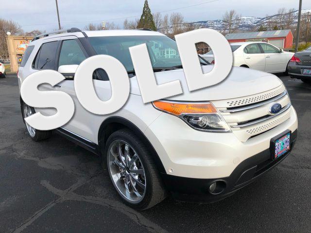 2011 Ford Explorer Limited | Ashland, OR | Ashland Motor Company in Ashland OR