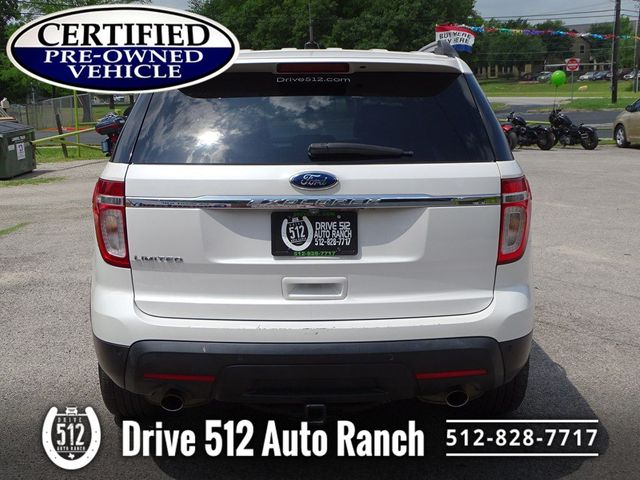 2011 Ford Explorer Limited in Austin, TX 78745