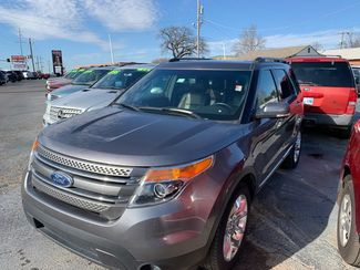 2011 Ford Explorer Limited Bethany, OK