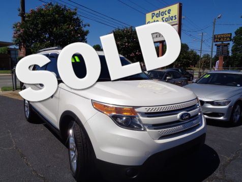 2011 Ford Explorer Limited in Charlotte, NC
