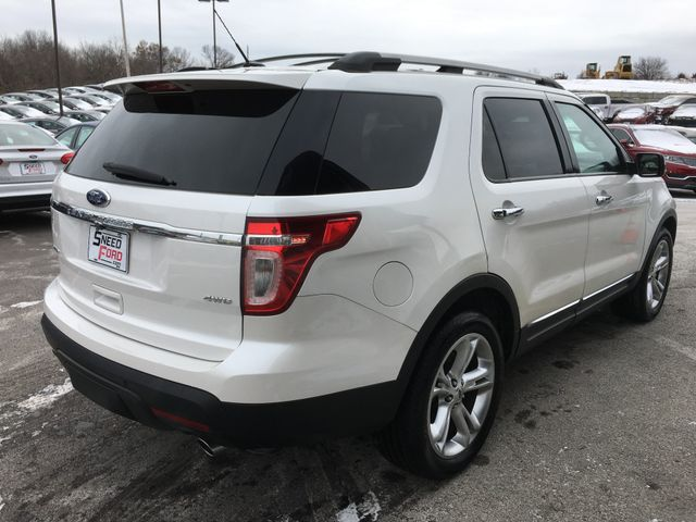 2011 Ford Explorer Limited 4X4 in Gower Missouri, 64454
