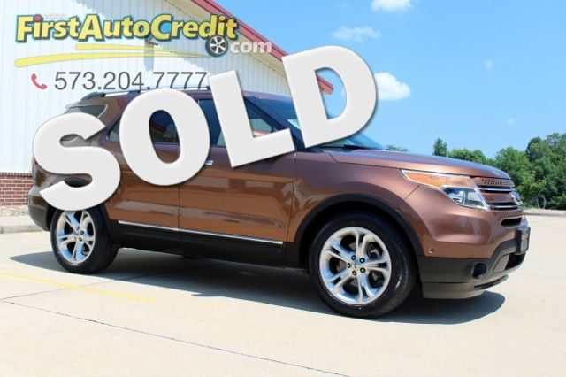 2011 Ford Explorer Limited in Jackson MO, 63755