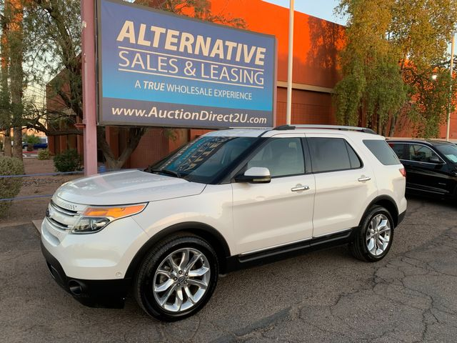 2011 Ford Explorer Limited 3 MONTH/3,000 MILE NATIONAL POWERTRAIN WARRANTY