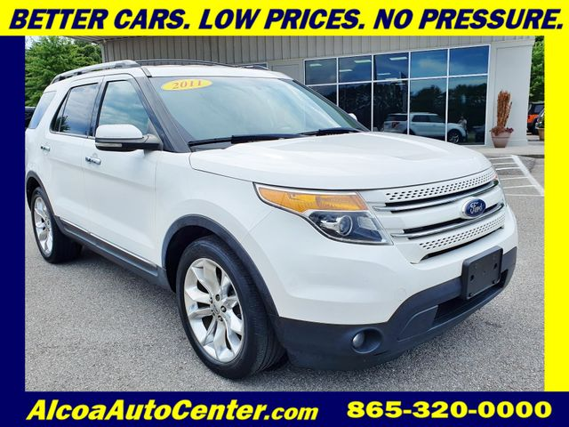 2011 Ford Explorer Limited >> 2011 Ford Explorer Limited Fwd Louisville Tn Alcoa Auto
