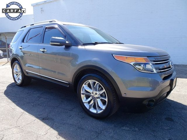 2011 Ford Explorer Limited Madison, NC 1