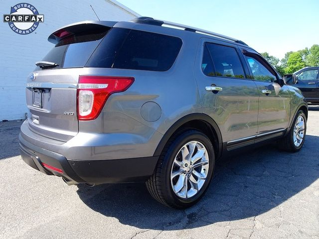 2011 Ford Explorer Limited Madison, NC 2