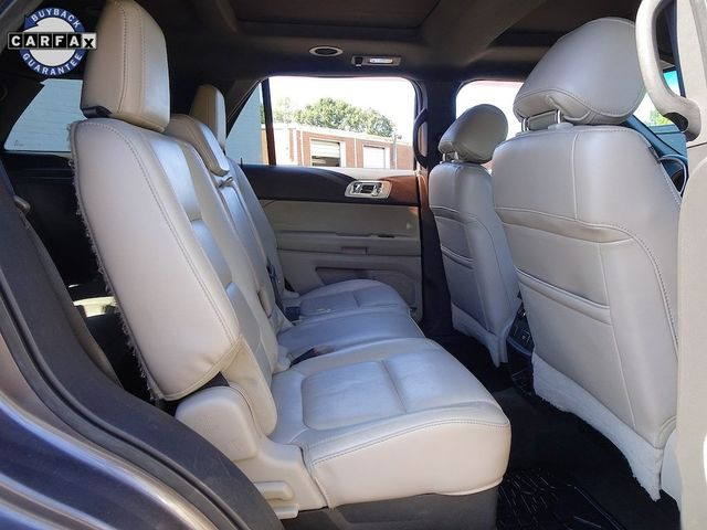 2011 Ford Explorer Limited Madison, NC 36