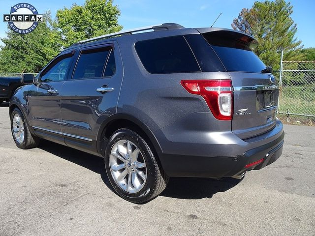 2011 Ford Explorer Limited Madison, NC 4