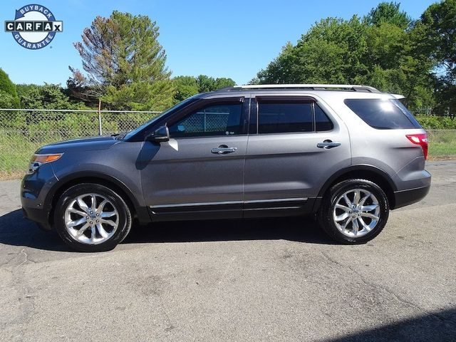 2011 Ford Explorer Limited Madison, NC 5