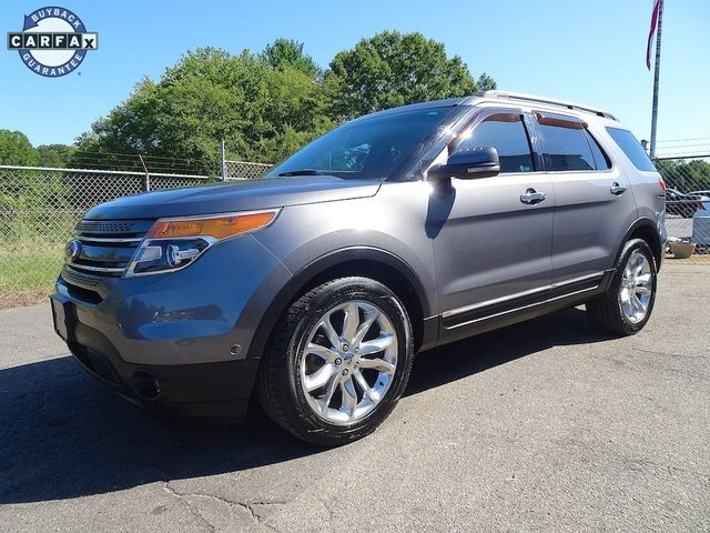 2011 Ford Explorer Limited Madison, NC 6