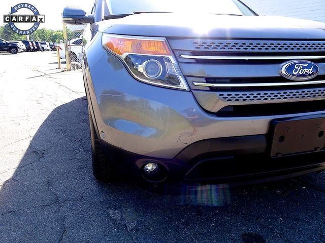 2011 Ford Explorer Limited Madison, NC 8