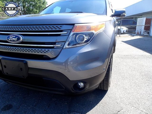 2011 Ford Explorer Limited Madison, NC 9
