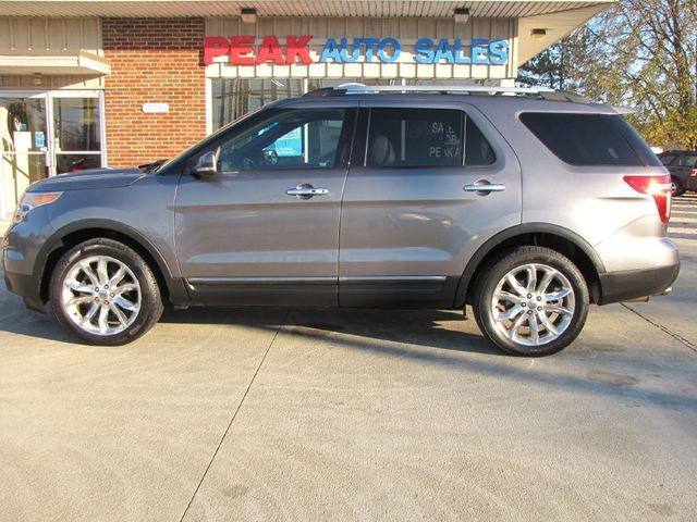 2011 Ford Explorer Limited AWD