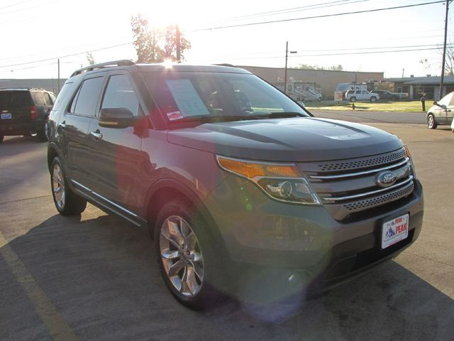 2011 Ford Explorer Limited AWD in Medina, OHIO 44256
