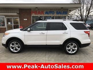 2011 Ford Explorer Limited in Medina, OHIO 44256