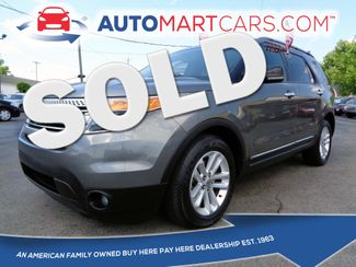 2011 Ford Explorer XLT | Nashville, Tennessee | Auto Mart Used Cars Inc. in Nashville Tennessee