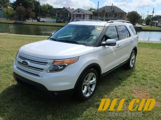 2011 Ford Explorer Limited in New Orleans, Louisiana 70119