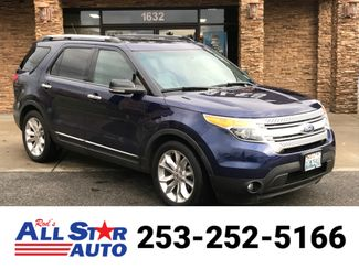 2011 Ford Explorer XLT in Puyallup Washington, 98371
