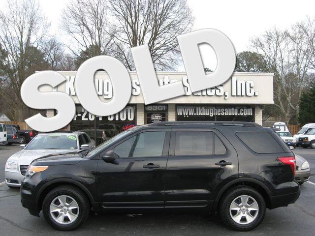 2011 Ford Explorer 4X4 Richmond, Virginia 0