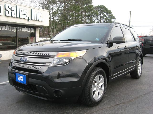 2011 Ford Explorer 4X4 Richmond, Virginia 1