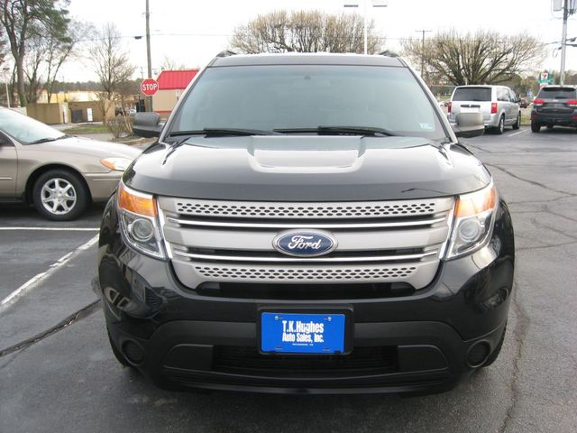 2011 Ford Explorer 4X4 Richmond, Virginia 2