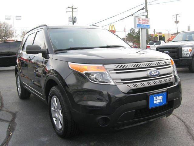 2011 Ford Explorer 4X4 Richmond, Virginia 3