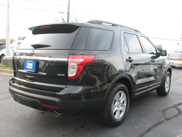 2011 Ford Explorer 4X4 Richmond, Virginia 5