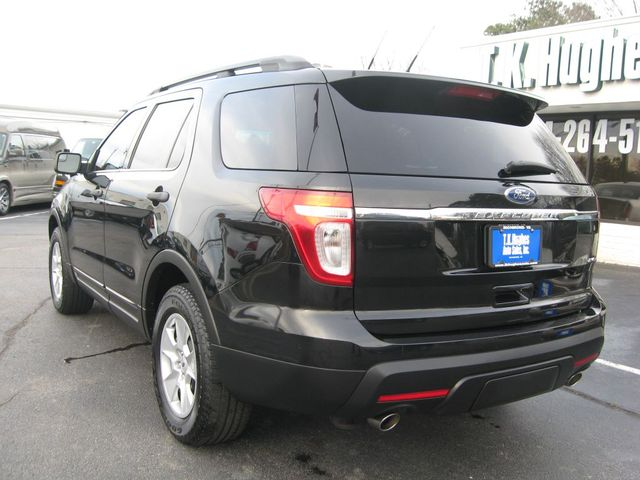 2011 Ford Explorer 4X4 Richmond, Virginia 7