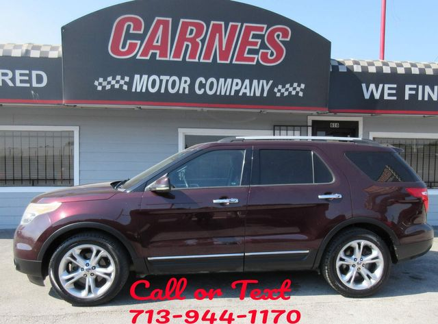 2011 Ford Explorer Limited south houston, TX