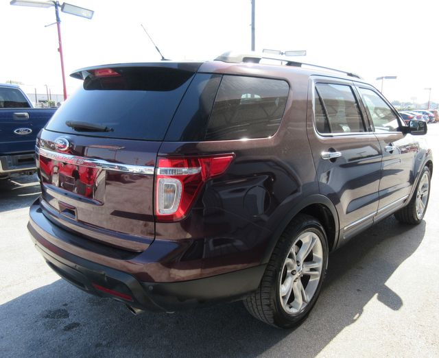 2011 Ford Explorer Limited south houston, TX 3