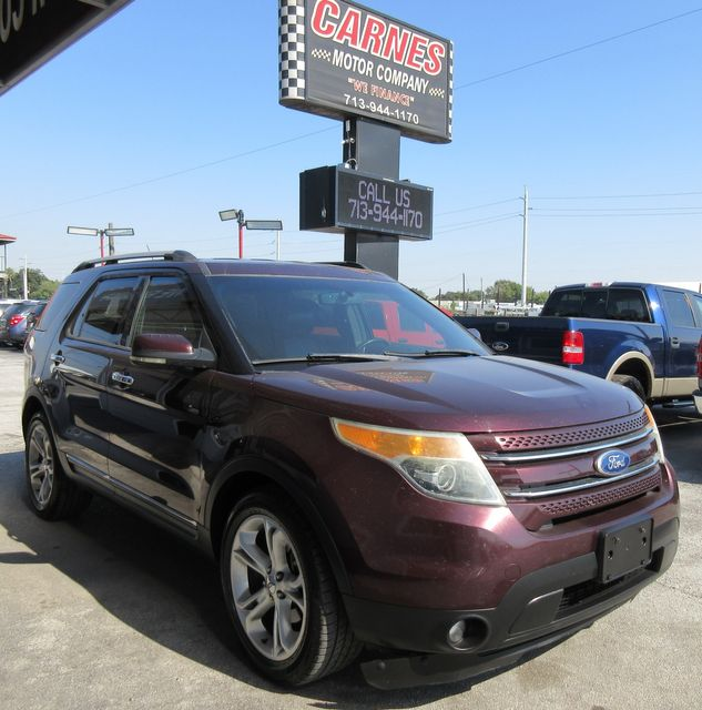 2011 Ford Explorer Limited south houston, TX 4