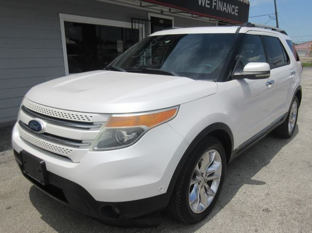 2011 Ford Explorer Limited south houston, TX 1