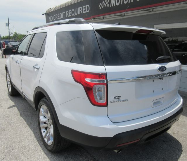 2011 Ford Explorer Limited south houston, TX 2