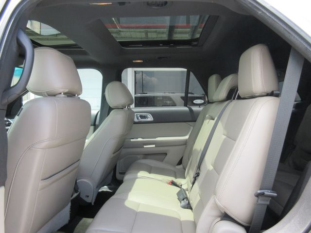 2011 Ford Explorer Limited south houston, TX 6
