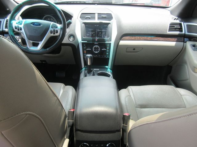2011 Ford Explorer Limited south houston, TX 8